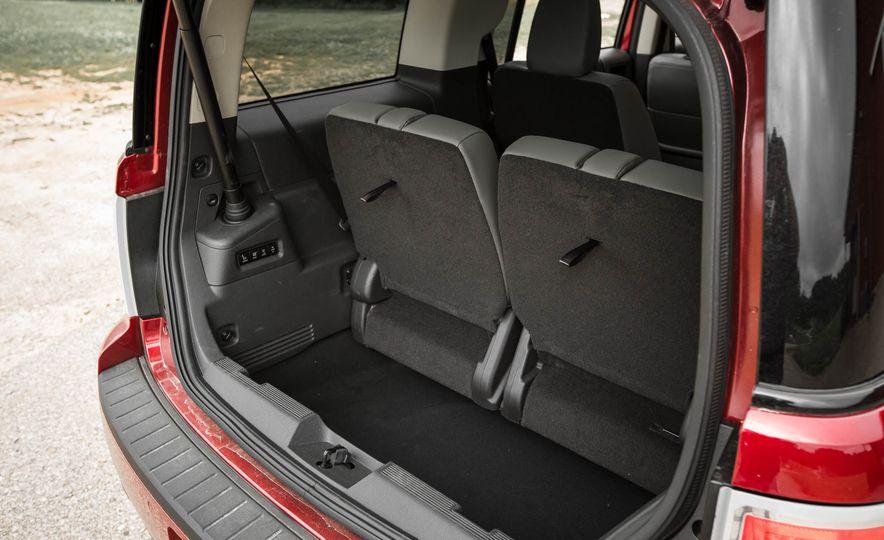 2016 Ford Flex EcoBoost AWD - Slide 33