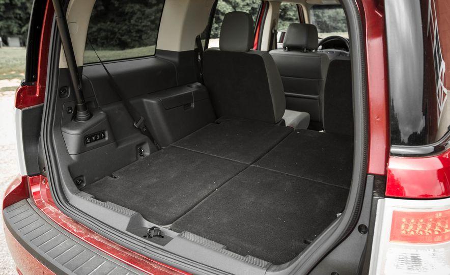 2016 Ford Flex EcoBoost AWD - Slide 37