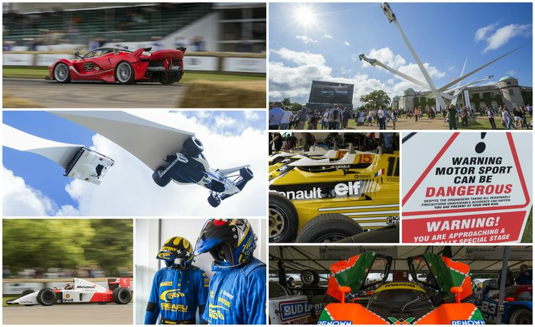 Why the Goodwood Festival of Speed Is Incredible in 20 Photos
