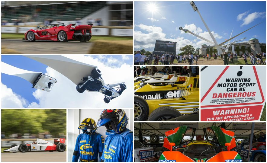 Why the Goodwood Festival of Speed Is Incredible in 20 Photos - Slide 1