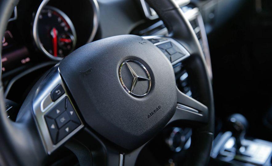 2019 Mercedes-Benz G-class (spy photo) - Slide 31