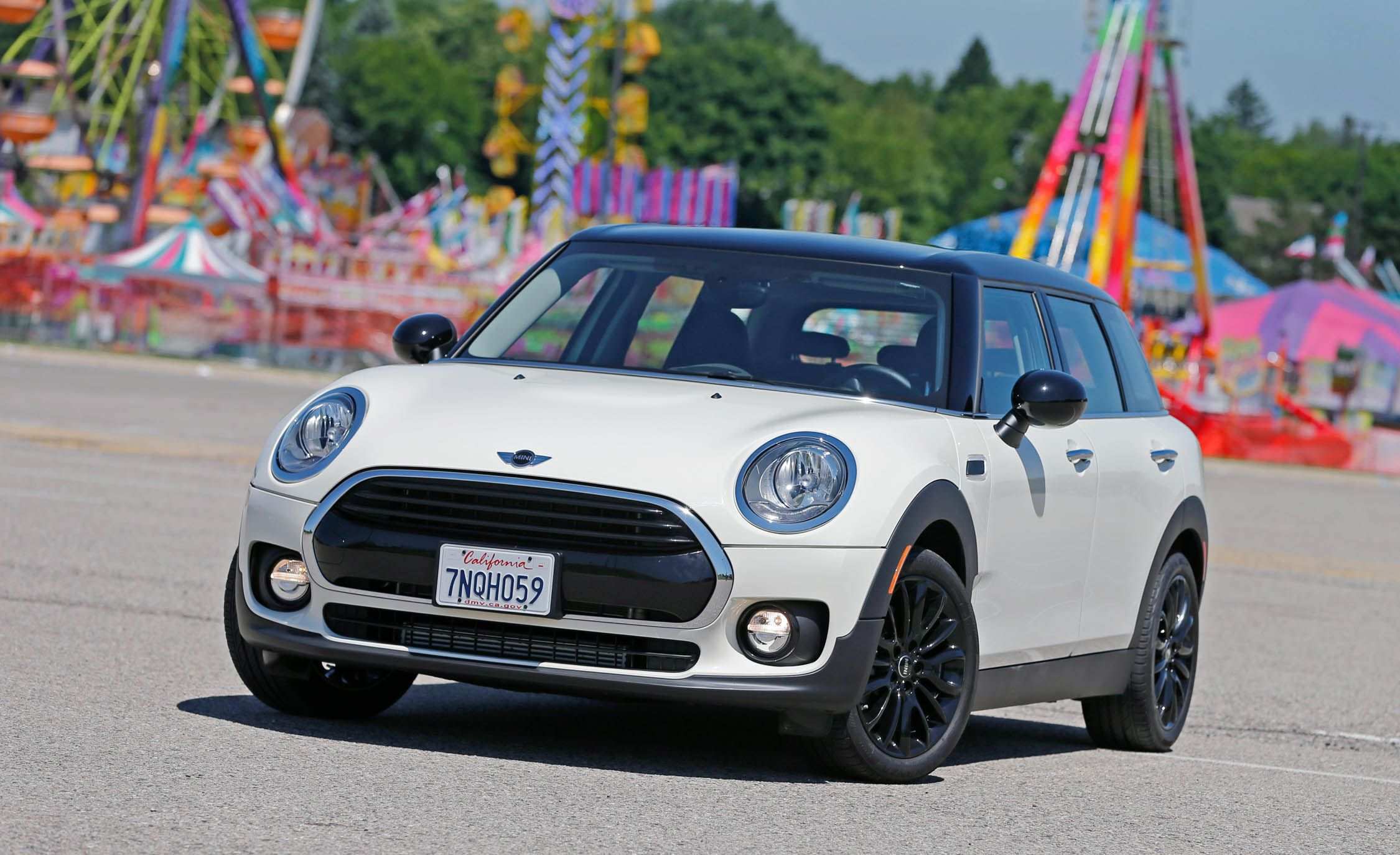 2019 Mini Cooper Clubman S Reviews Price Photos And Specs Car Driver