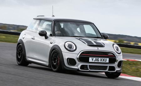 Challenge Accepted: Limited-Production Mini JCW Challenge Debuts in Goodwood