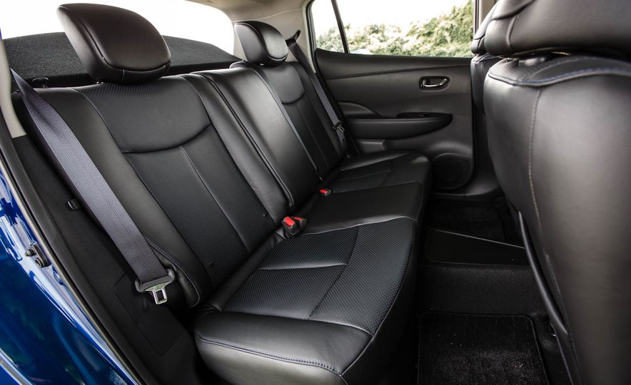 2016 Nissan Leaf - Slide 35