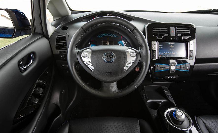 2016 Nissan Leaf - Slide 36