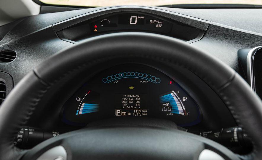 2016 Nissan Leaf - Slide 39
