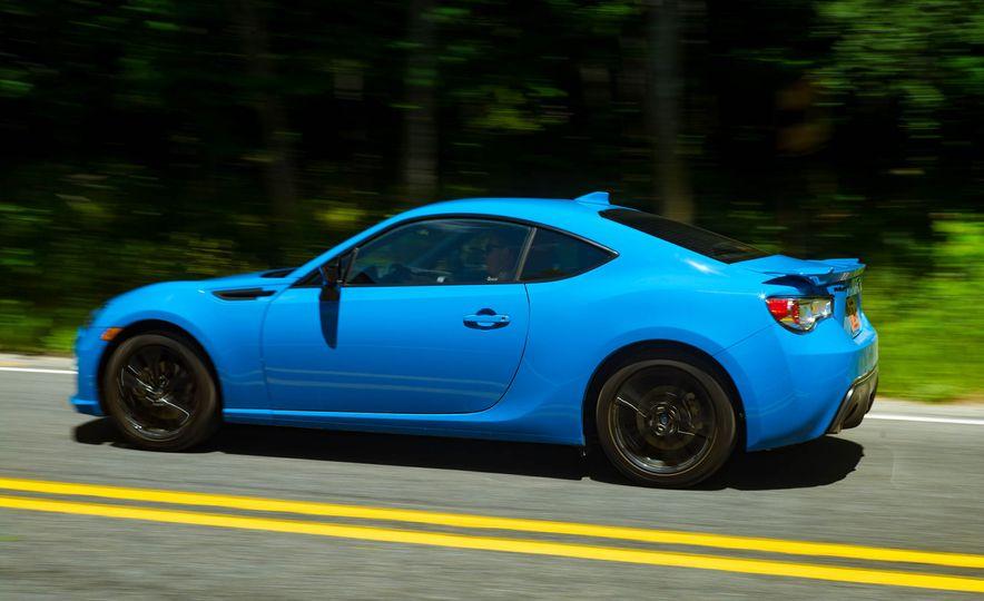 2016 Subaru BRZ Series.HyperBlue - Slide 2