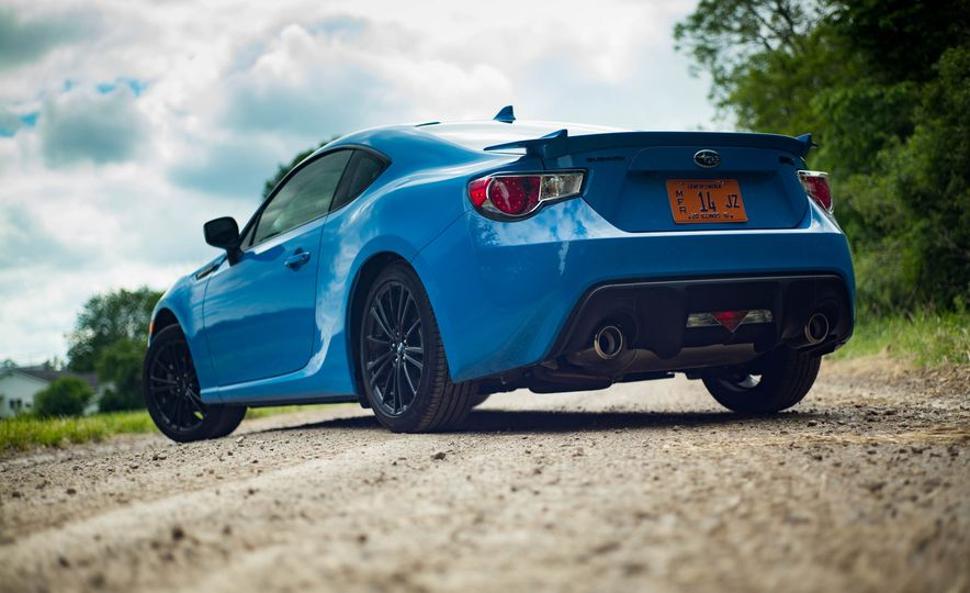 2016 Subaru BRZ Series.HyperBlue - Slide 6