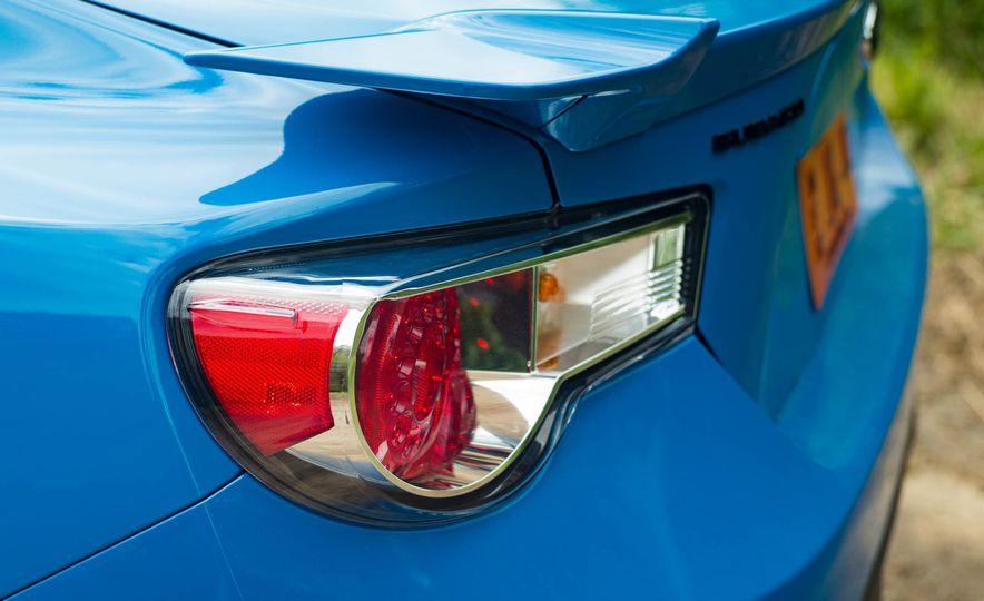 2016 Subaru BRZ Series.HyperBlue - Slide 10