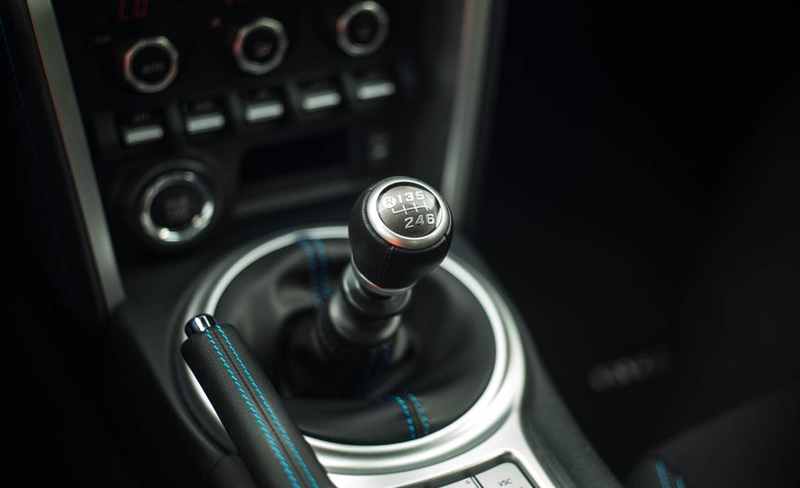 2016 Subaru BRZ Series.HyperBlue - Slide 14