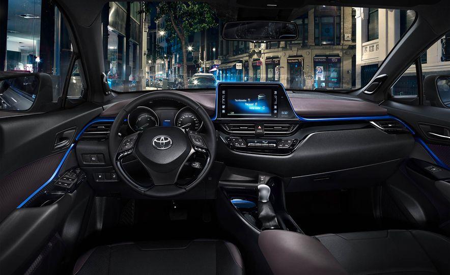 2016 Toyota C-HR - Slide 13