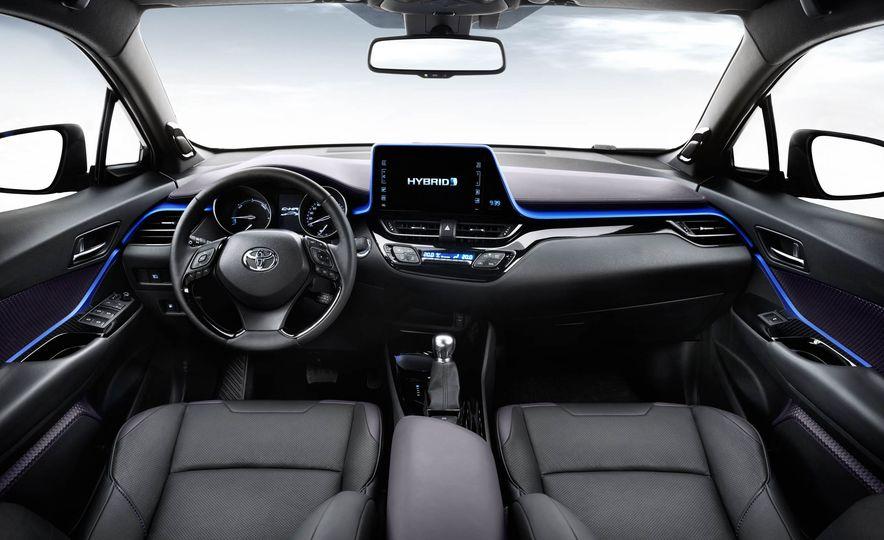 2016 Toyota C-HR - Slide 16