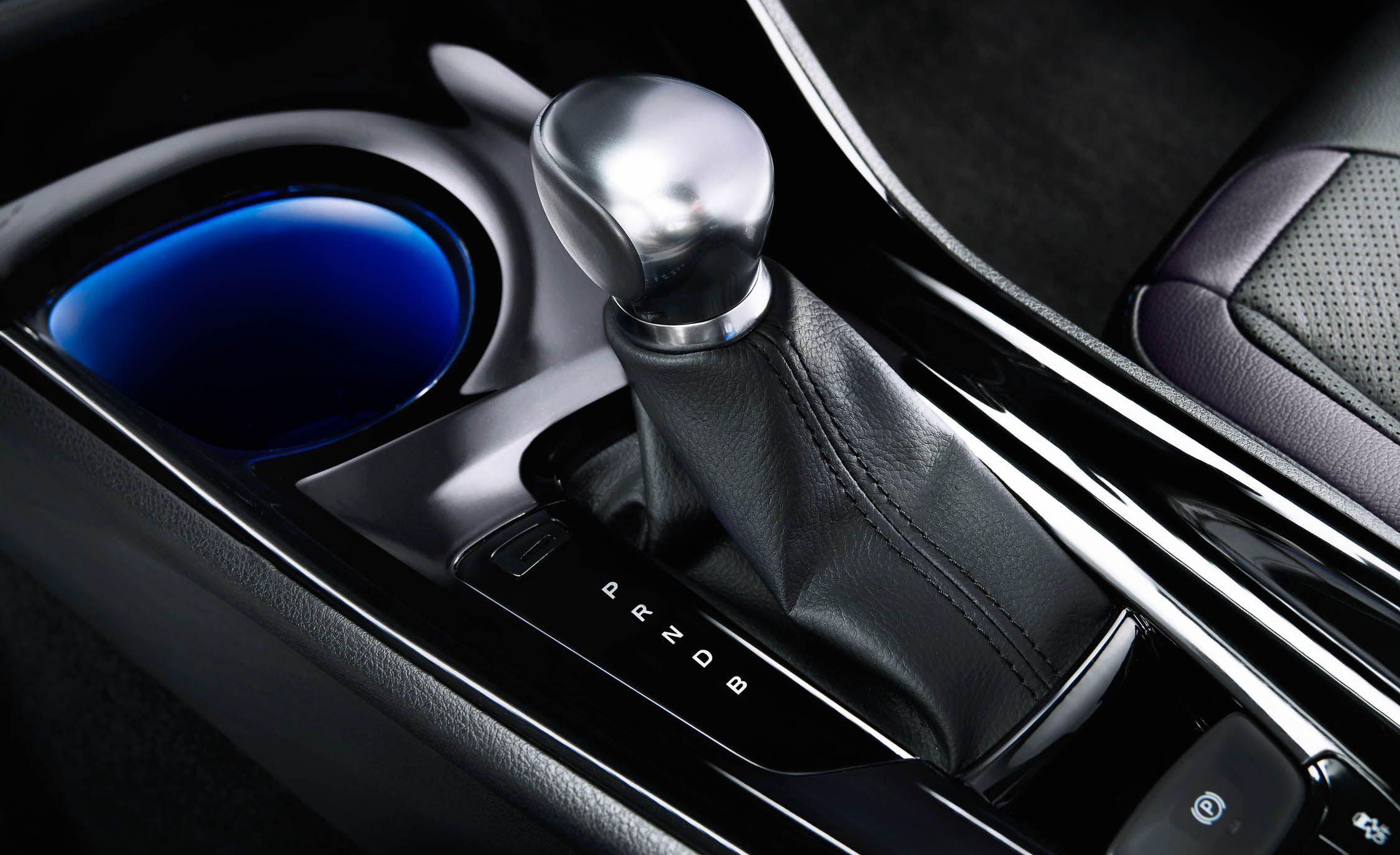 2017 Toyota C Hr Interior Revealed