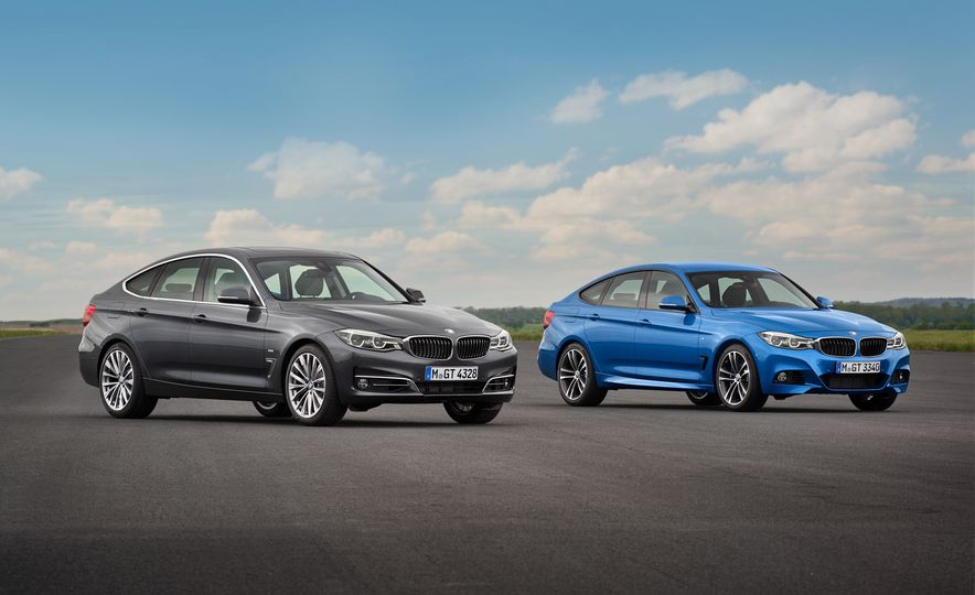 2017 BMW 3-series GT and 340i GT M Sport - Slide 2