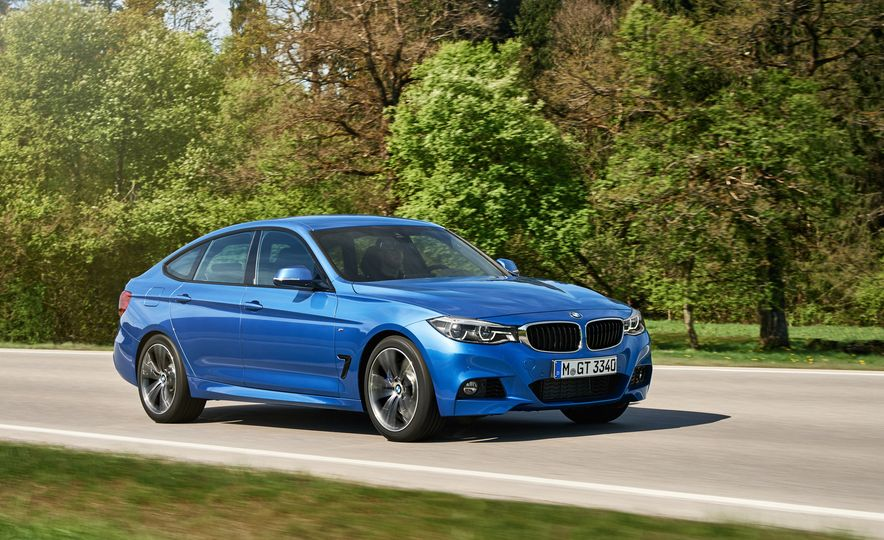 2017 BMW 3-series GT and 340i GT M Sport - Slide 3