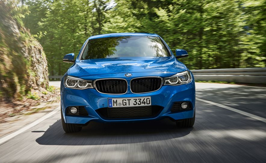 2017 BMW 3-series GT and 340i GT M Sport - Slide 4