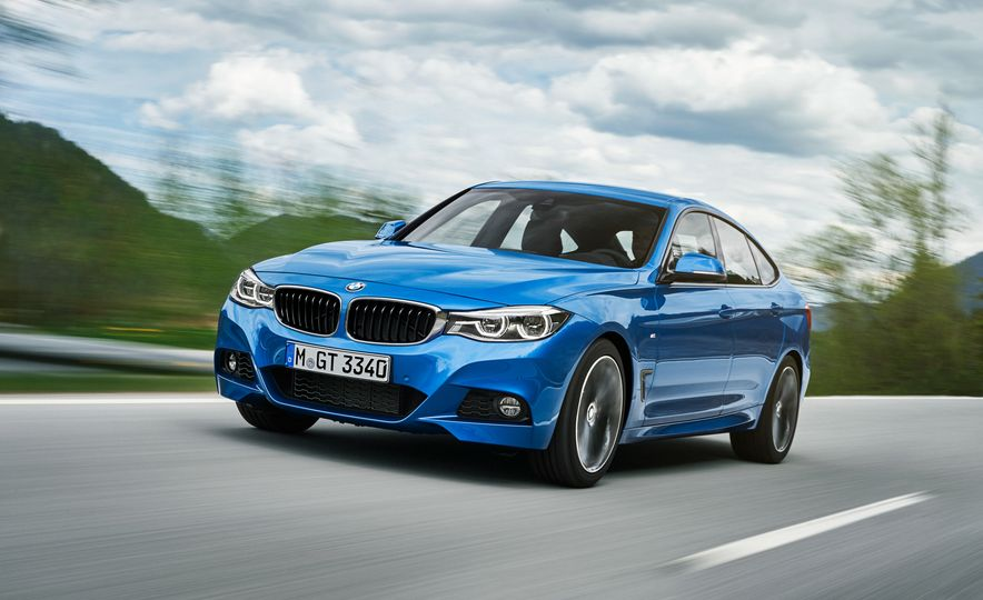 2017 BMW 3-series GT and 340i GT M Sport - Slide 6