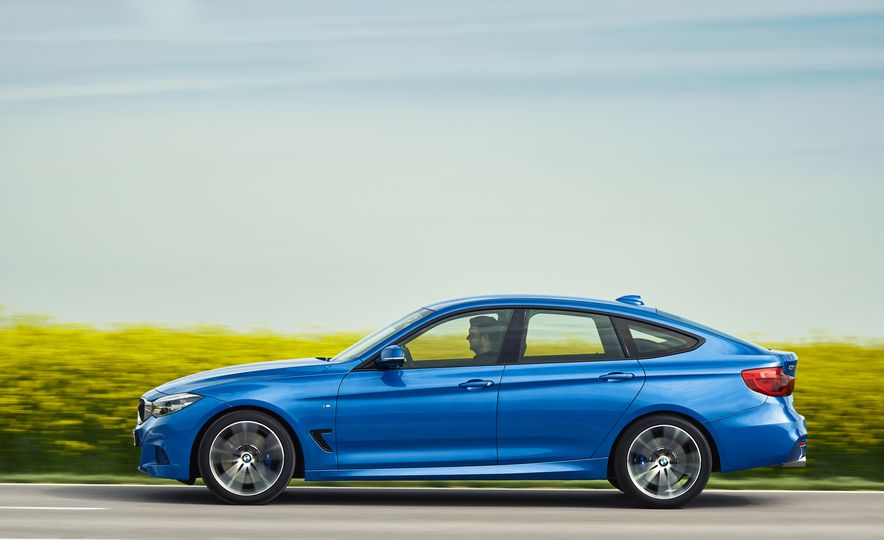 2017 BMW 3-series GT and 340i GT M Sport - Slide 9
