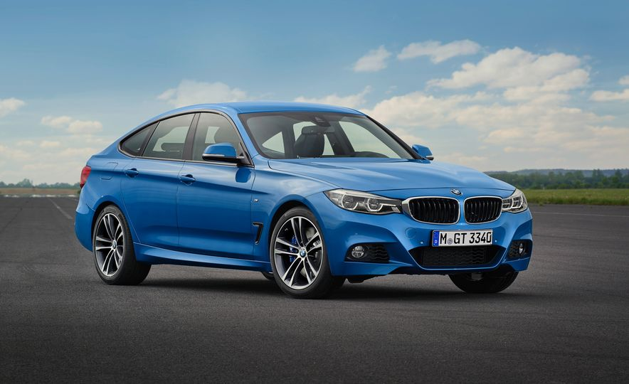2017 BMW 3-series GT and 340i GT M Sport - Slide 13