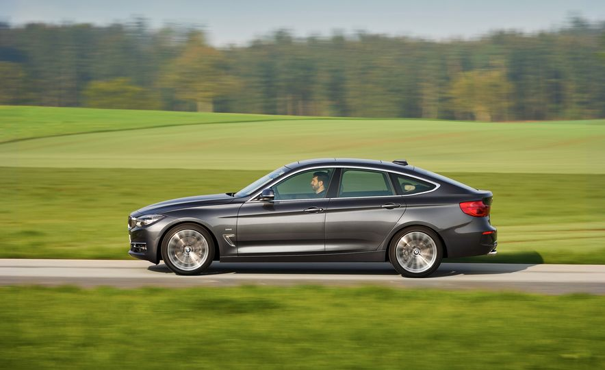 2017 BMW 3-series GT and 340i GT M Sport - Slide 24