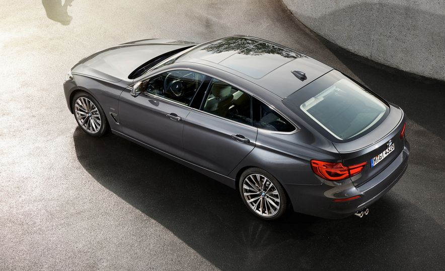 2017 BMW 3-series GT and 340i GT M Sport - Slide 32