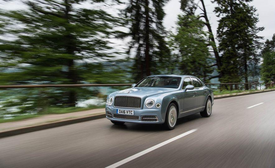 2017 Bentley Mulsanne - Slide 1