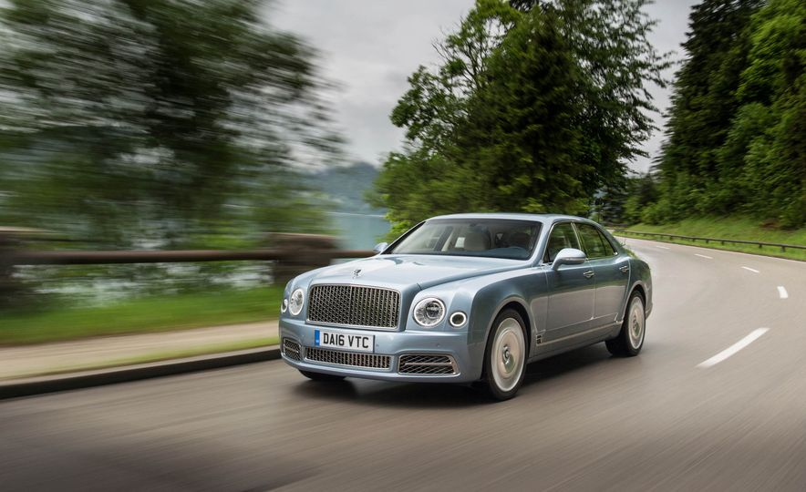 2017 Bentley Mulsanne - Slide 3