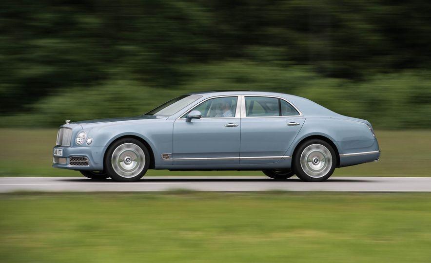 2017 Bentley Mulsanne - Slide 6