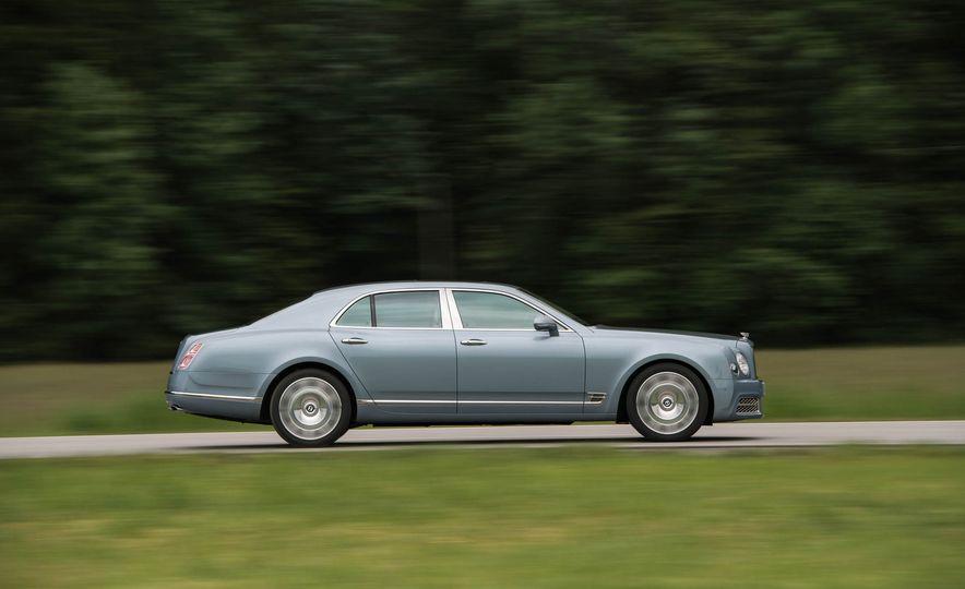 2017 Bentley Mulsanne - Slide 7