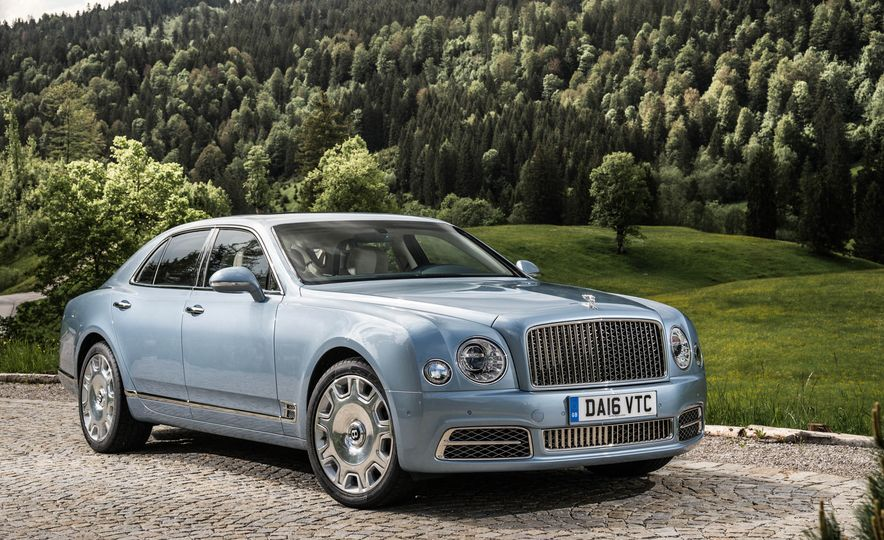 2017 Bentley Mulsanne - Slide 8