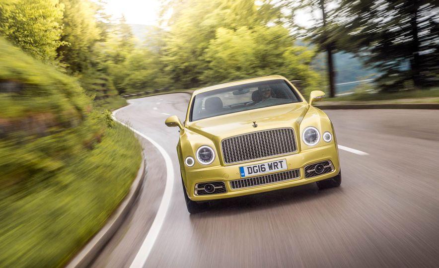 2017 Bentley Mulsanne - Slide 22