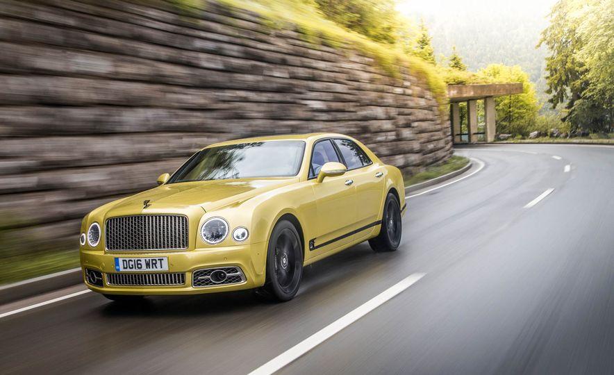 2017 Bentley Mulsanne - Slide 23