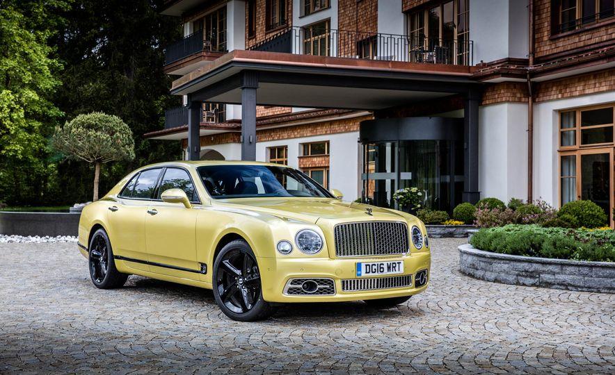 2017 Bentley Mulsanne - Slide 28