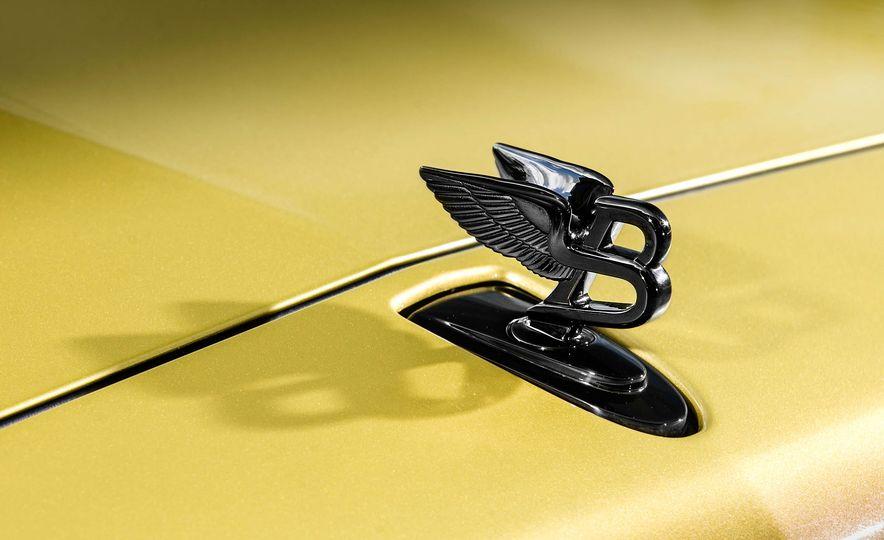 2017 Bentley Mulsanne - Slide 31