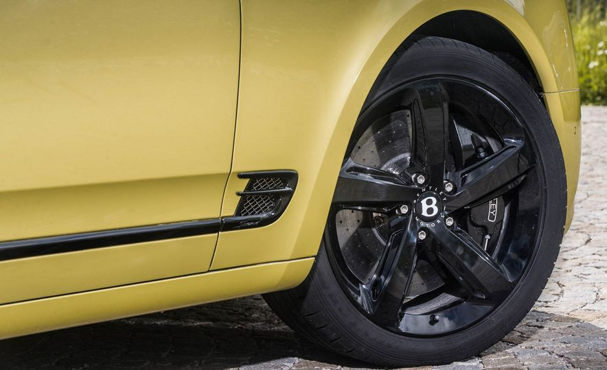 2017 Bentley Mulsanne - Slide 33