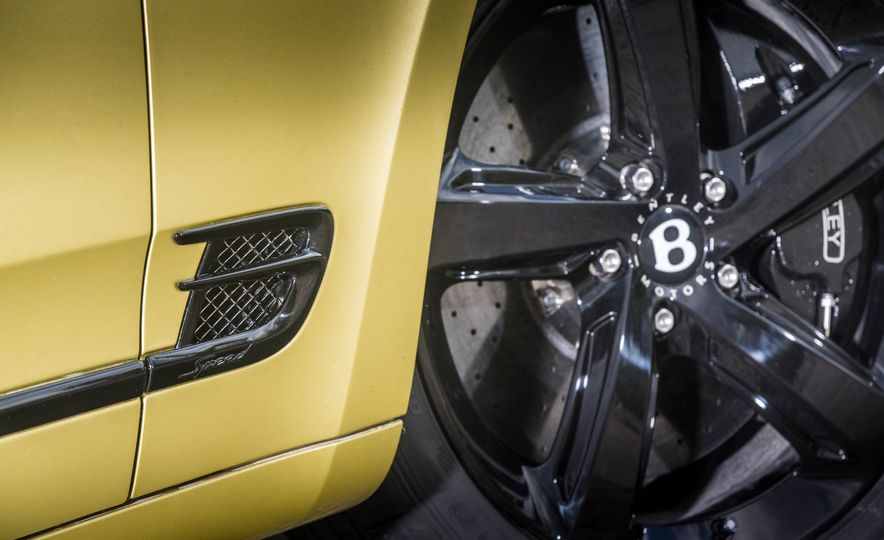 2017 Bentley Mulsanne - Slide 34