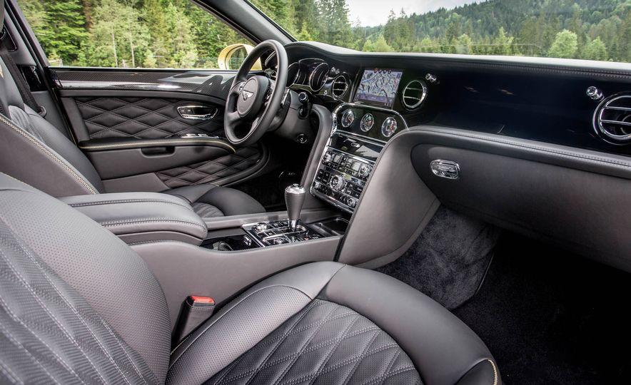 2017 Bentley Mulsanne - Slide 36