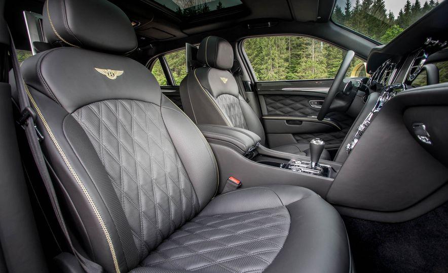 2017 Bentley Mulsanne - Slide 37