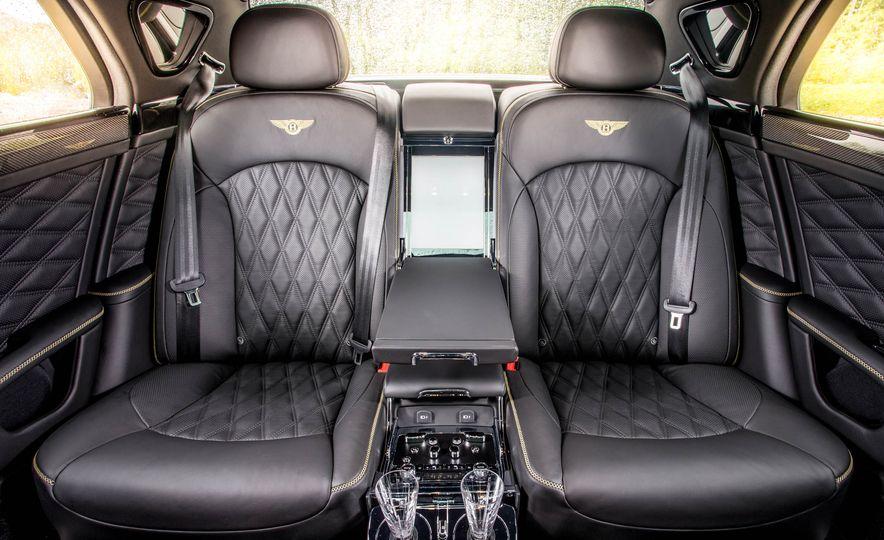 2017 Bentley Mulsanne - Slide 38