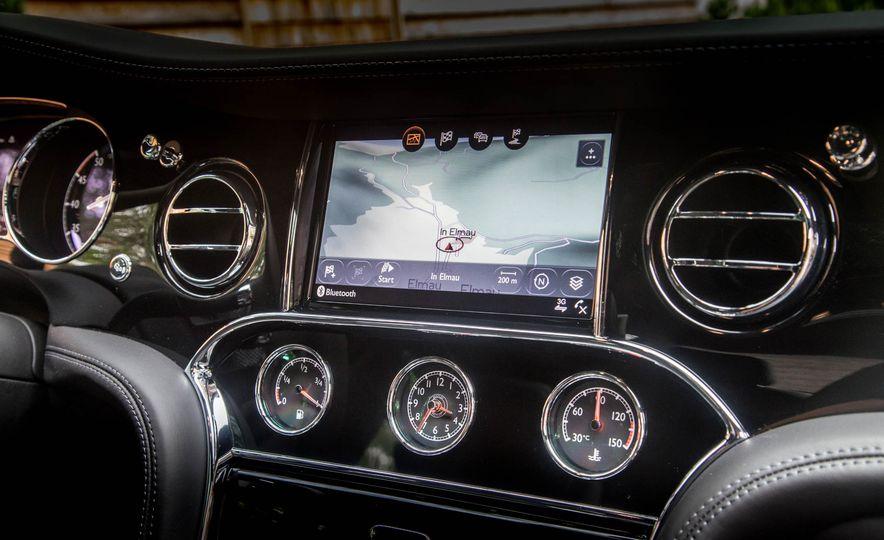 2017 Bentley Mulsanne - Slide 40
