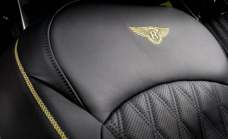 2017 Bentley Mulsanne - Slide 43