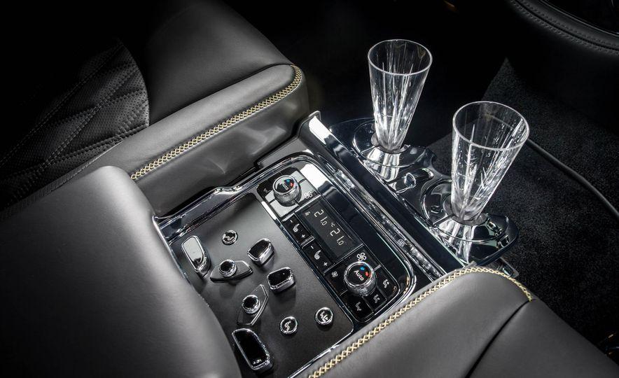 2017 Bentley Mulsanne - Slide 45