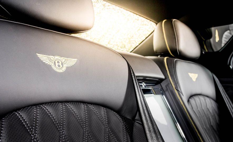 2017 Bentley Mulsanne - Slide 46