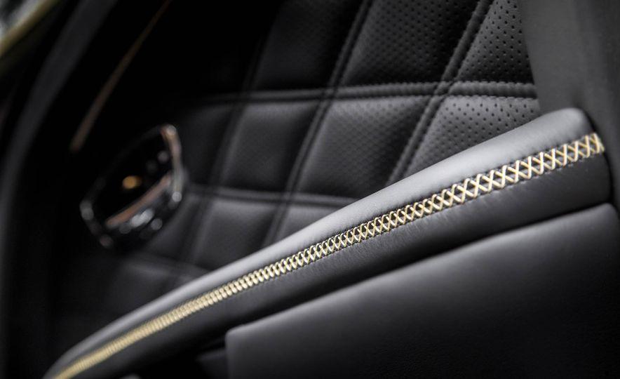 2017 Bentley Mulsanne - Slide 47