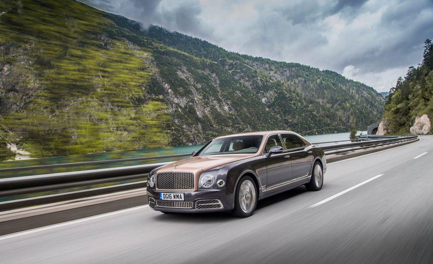 2017 Bentley Mulsanne - Slide 48