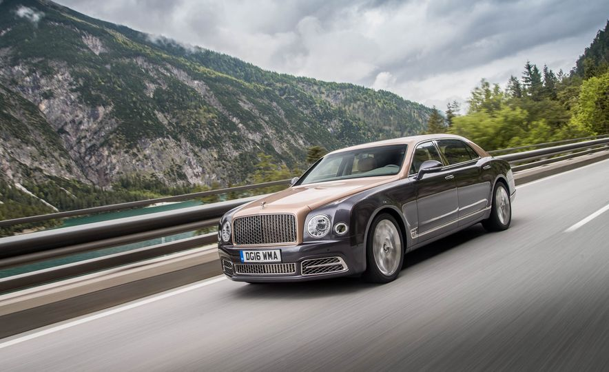 2017 Bentley Mulsanne - Slide 50