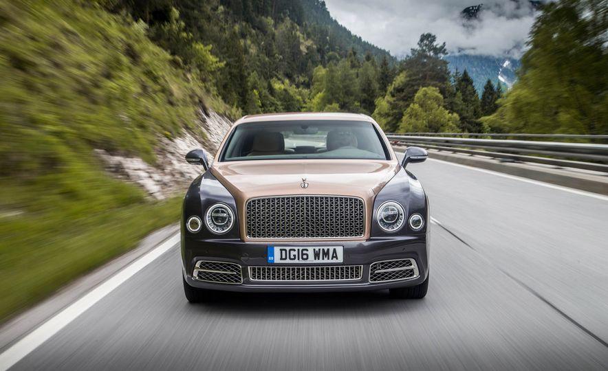 2017 Bentley Mulsanne - Slide 52