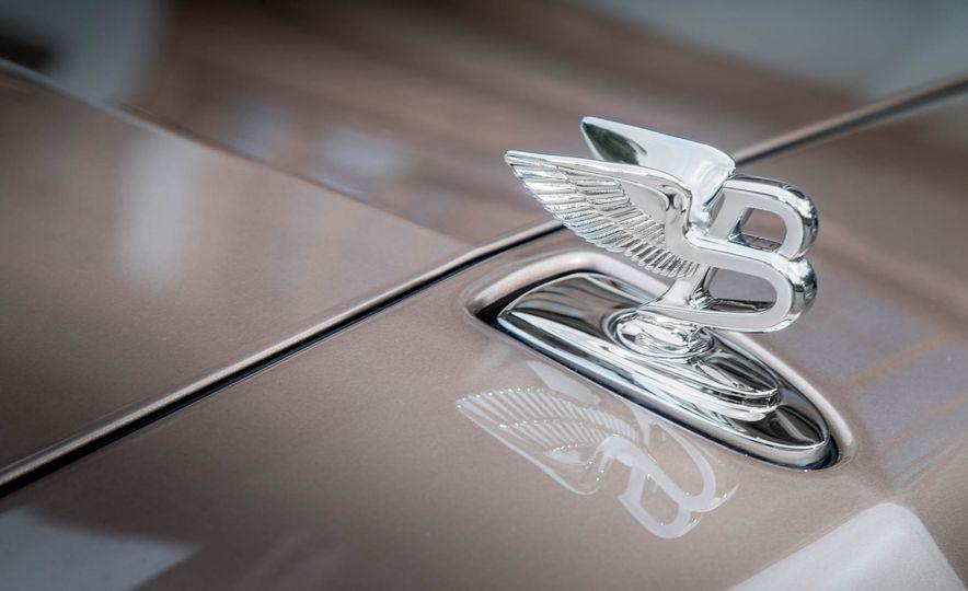 2017 Bentley Mulsanne - Slide 57