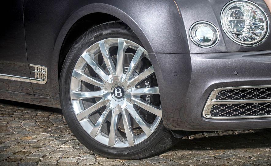 2017 Bentley Mulsanne - Slide 59