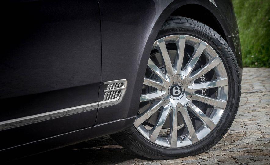 2017 Bentley Mulsanne - Slide 60